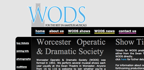 Worcester Operatic & Dramatic Society